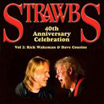40th Anniversary Celebration Vol.2: Rick Wakeman & Dave Cousins (m/DVD) (CD)
