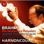 Produktbilde for Brahms: Ein Deutsches Requiem, Op.45 (CD)