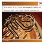 Canadian Brass - Plays Classical Masterworks (5CD)