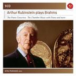 Rubinstein - Plays Brahms (9CD)