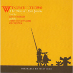 Windmill Tilter: The Story Of Don Quixote (CD)