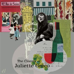 The Cinema Of Juliette Greco (CD)
