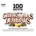 100 Hits - Christmas Legends (5CD)