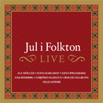 Jul I Folkton - Live (CD)