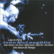 The Heart Of Things - Live In Paris (CD)