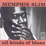 All Kinds Of Blues (CD)