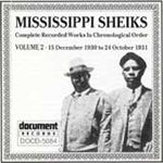 Complete Recorded Works Vol. 2 (1930-1931) (CD)