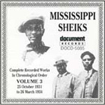 Complete Recorded Works Vol. 3 (1931-1934) (CD)