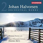 Halvorsen: Orchestral Works Vol 2 (CD)