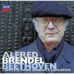 Alfred Brendel - Beethoven: Complete Piano Sonatas and Concertos (CD)