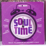 Backbeats: Soultime! - Soul Classics 24 Hours A Day (CD)