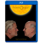 Produktbilde for Groven & Kleive - HarmOrgan (SACD-Hybrid + Pure Audio Blu-ray)