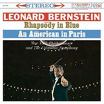 Gershwin: Rhapsody In Blue / An American In Paris (CD)