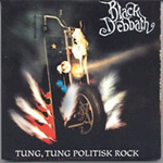 Tung, Tung Politisk Rock (CD)