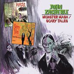 Monster Mash / Scary Tales (CD)