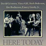 Here Today (CD)