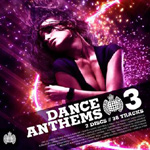 Ministry Of Sound - Dance Anthems 3 (CD)