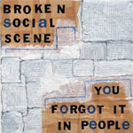 You Forgot It In People (CD)