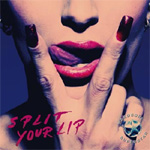 Produktbilde for Split Your Lip (CD)