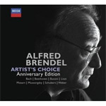 Alfred Brendel - Artist's Choice Limited Anniversary Edition (3CD)