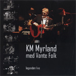 Legenden Live - Med Vante Folk (CD)