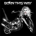 Produktbilde for Born This Way (CD)