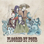 Floored By Four (CD)