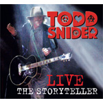 Todd Snider Live: The Storyteller (2CD)