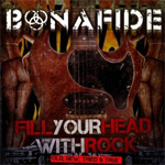 Fill Your Head With Rock (Old, New, Tried & True) EP (CD)