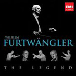 Produktbilde for Wilhelm Furtwängler - The Legend (3CD)