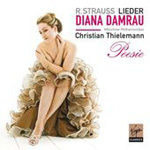 Produktbilde for Diana Damrau - Strauss: Lieder (CD)