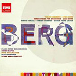Berg: Orchestral and Chamber Works (CD)