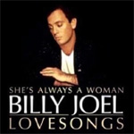 She's Always A Woman: The Love Songs (CD)