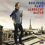 Albrecht Mayer - Bonjour Paris (CD)