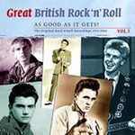 Great British Rock N Roll - Just About As Good As It Gets! (2CD)