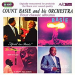 Produktbilde for Four Classic Albums (April In Paris/King Of Swing/The Atomic Mr. Basie/The Greatest!) (2CD)