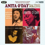 Four Classic Albums (Anita Sings The Most/The Lady Is A Tramp/An Evening With Anita O'Day/Anita) (2CD)