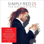 Simply Red 25 - The Greatest Hits (2CD+DVD)