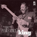 Produktbilde for The Definitive Albert King (USA-import) (2CD)