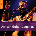 The Rough Guide To African Guitar Legends (2CD)