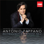 Antonio Pappano - Rachmaninov: Symphony No. 2/The Enchanted Lake (CD)