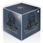 Haydn: Complete Symphonies - Limited Edition (37CD)
