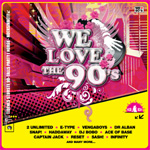 We Love The 90's (CD)