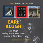 Earl Klugh / Living Inside Your Love / Magic In Your Eyes (2CD)
