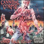 Eaten Back To Life (CD)