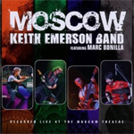 Moscow - Keith Emerson Band Live (2CD)