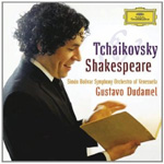 Tchaikovsky: Shakespeare Piece's (CD)