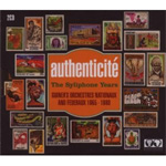 Authenticité - The Syliphone Years: Guinea's Orchestres Nationaux And Federaux 1965-1980 (2CD)