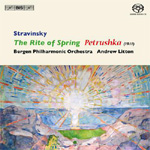 Stravinsky: The Rite of Spring / Petrushka (SACDS-Hybrid)