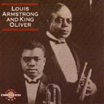 Louis Armstrong And King Oliver (CD)